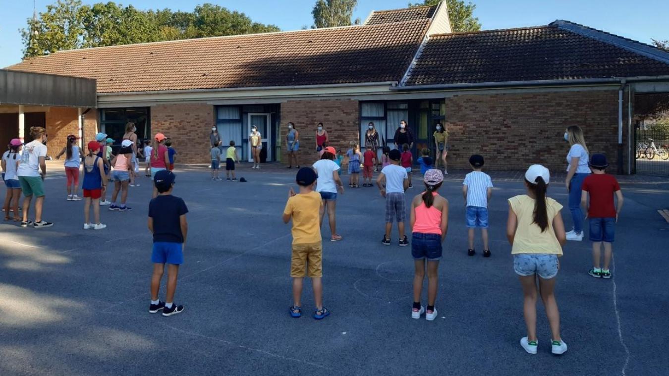 Les enfants de la commune pourront-ils bénéficier du centre de loisirs pendant les vacances ?