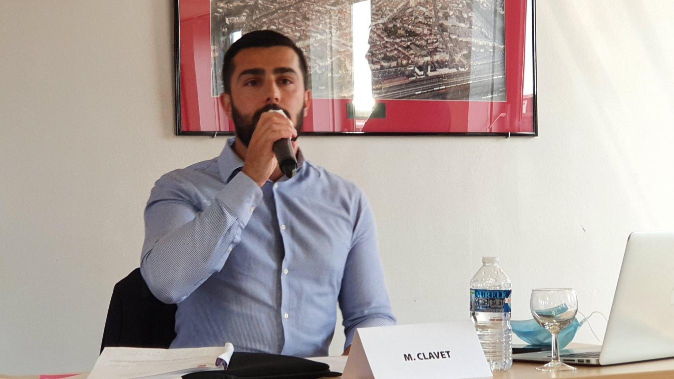 Les propositions de Bruno Clavet n'ont pas été suivies par la majorité.