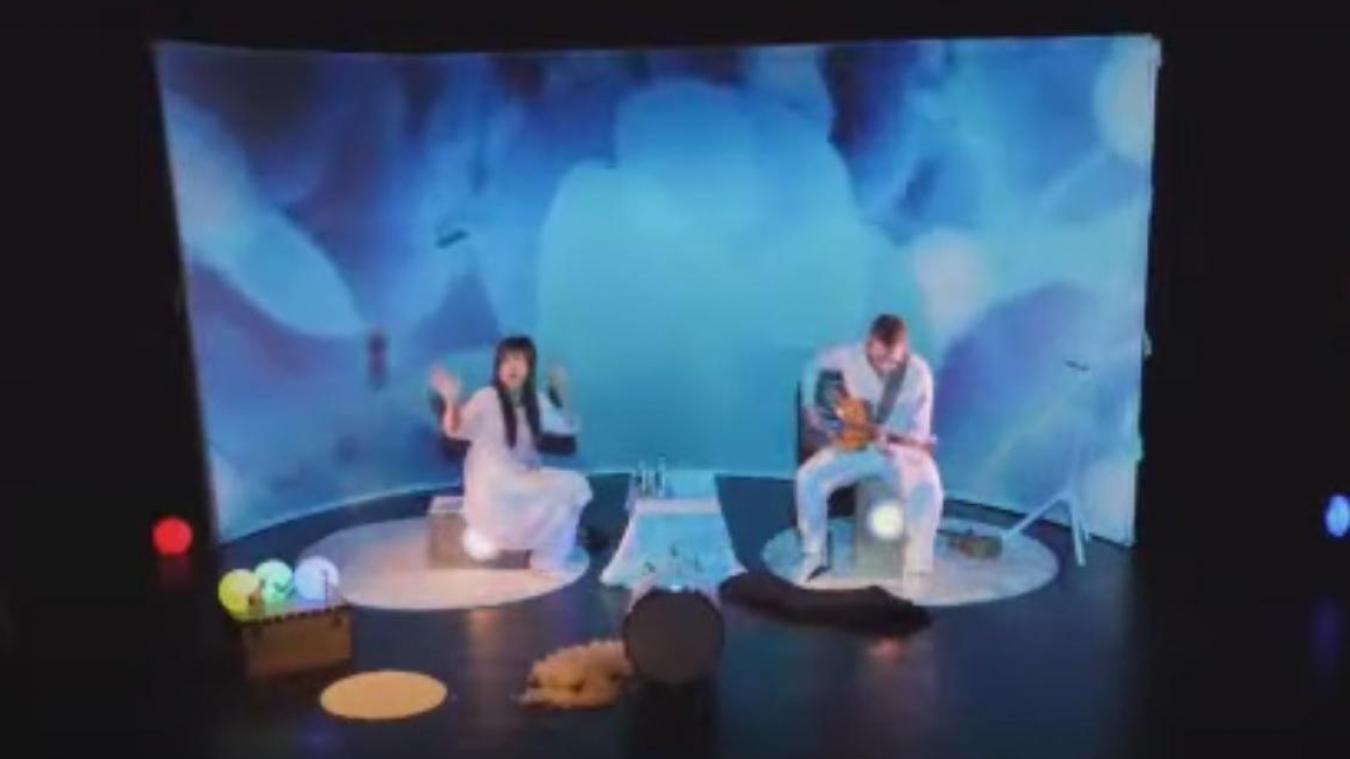 En cloture du festival, la compagnie Minibox présentera son spectacle «Où es-tu Lune ?» le dimanche 7 mars. (Youtube/Minibox)