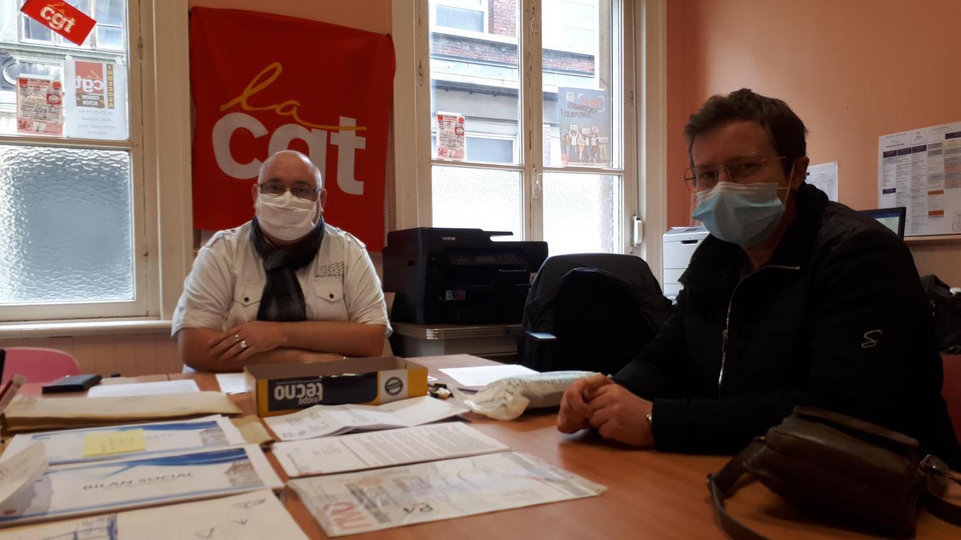 Pour Nicolas Bailleul, face aux «variants» le gouvernement devra prendre des mesures plus radicales pour protéger les travailleurs.