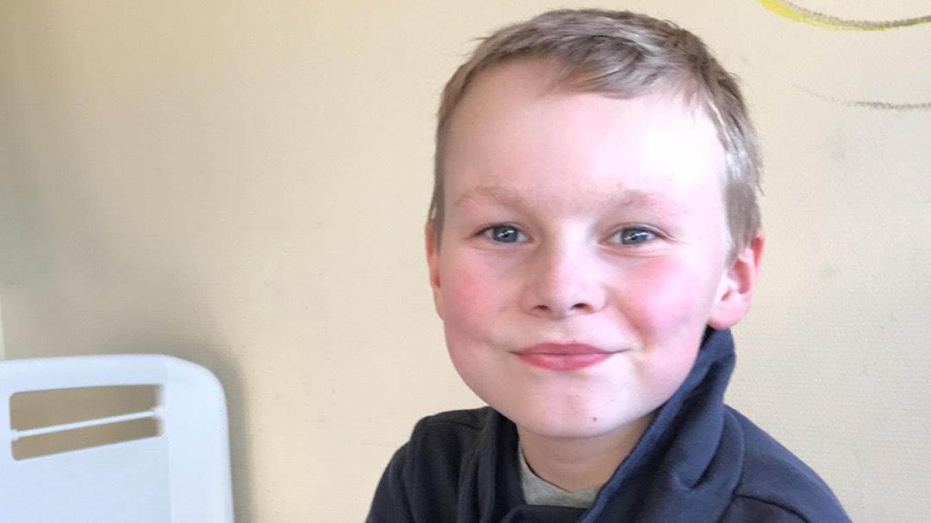 Jeudi 11 février, Batiste a subi sa première chimiothérapie. La première d'une longue série pour que le garçon vienne à bout de son cancer.