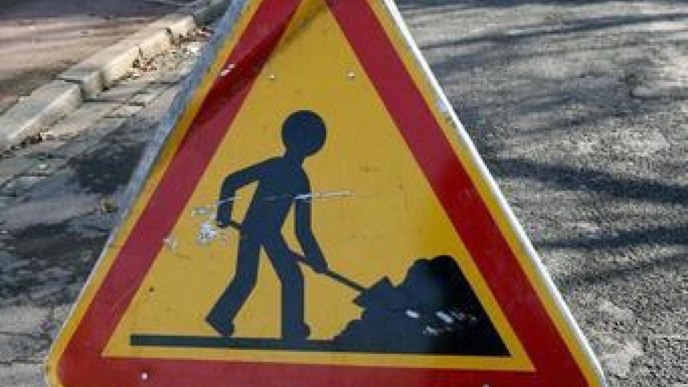 Trois rues sont concernées par des chantiers de rénovation.