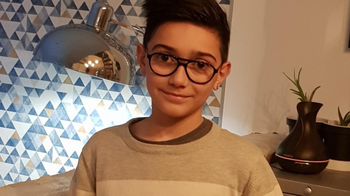 Nœux-les-Mines : Nohlan, 11 ans, a trié ses affaires pour les offrir aux SDF