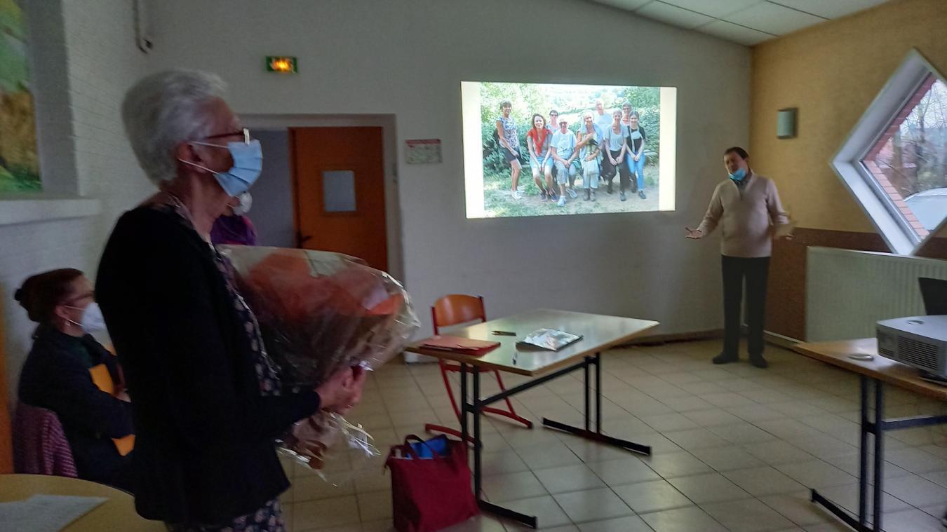 Les Amis du musée M.-Yourcenar se sont réunis le 30 janvier pour leur assemblée générale.