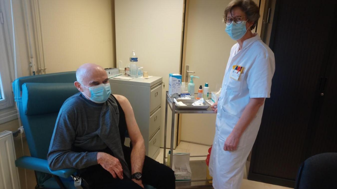 Béthune-Beuvry : la vaccination de la population reprend au centre hospitalier