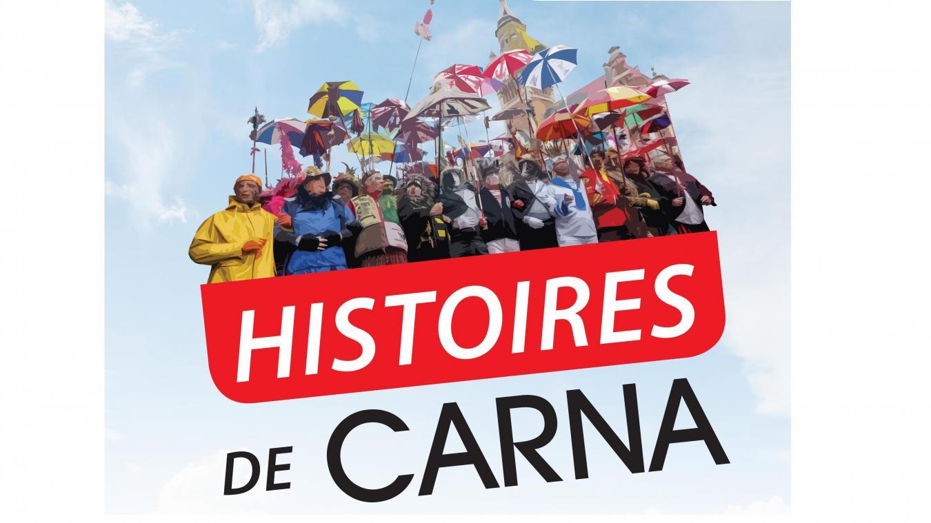 Histoires de Carna, un format inédit pour écouter les histoires et les anecdotes de carnavaleux de Flandre.