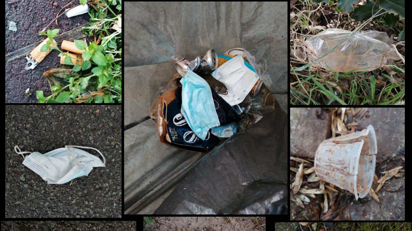 Le ramassage des déchets a déjà eu lieu en janvier et il sera reconduit en mars.