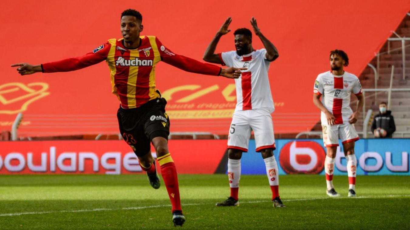 Banza a inscrit le deuxième but lensois.