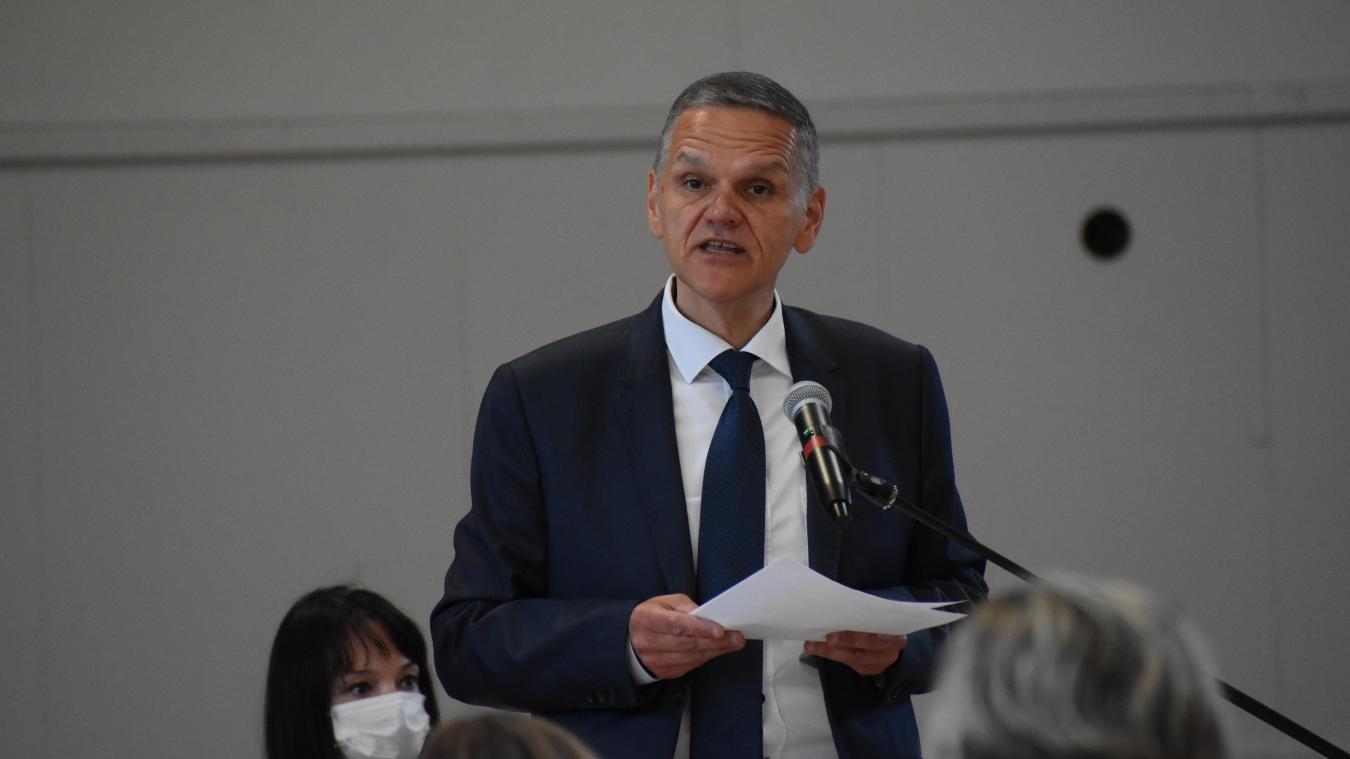 L'édile François Lemaire avait clamé son incompréhension de ne pas voir sa commune intégrer le projet.