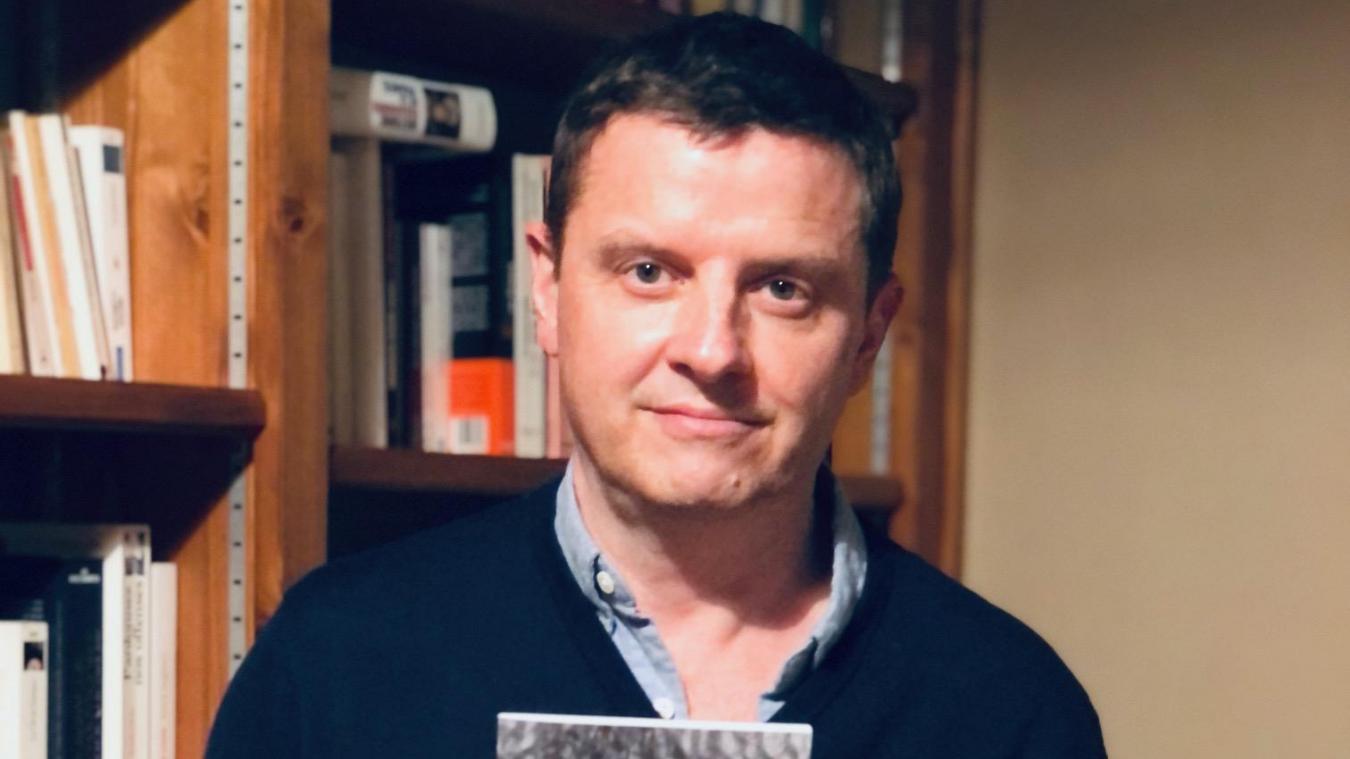 Philippe Courivaud signe son premier roman.