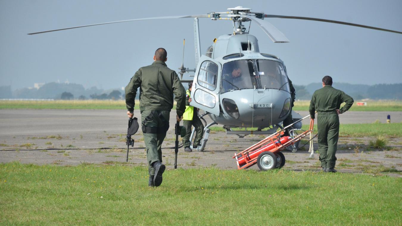 La Côte d'Opale se prépare à accueillir les équipements et matériels d'une brigade d'aérocombat américaine (BAA).