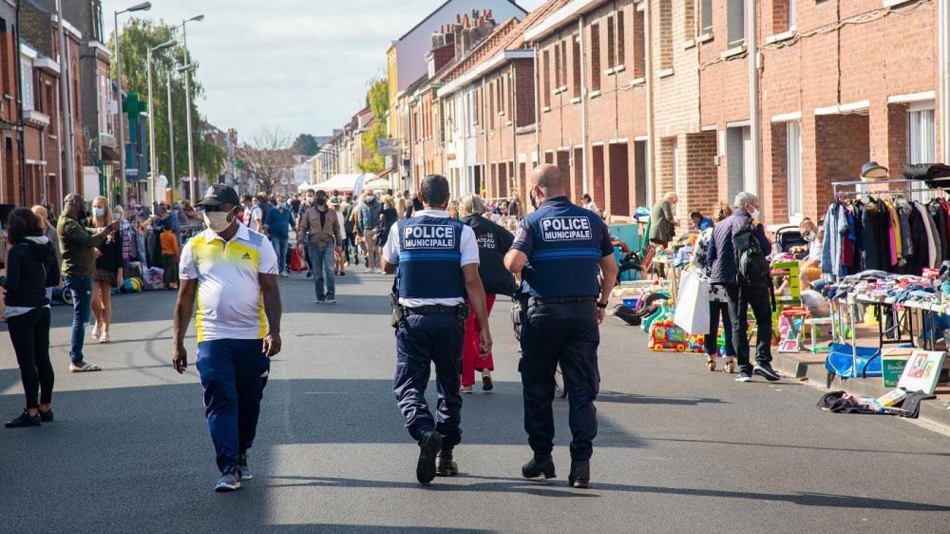 Les policiers municipaux de Coudekerque-Branche seront sur le terrain 7 jours sur 7 à partir du 1er mars.