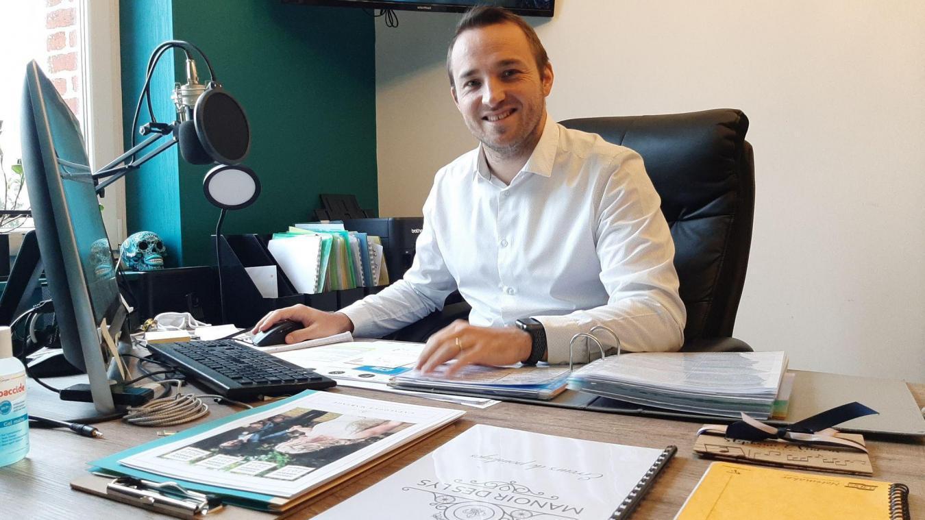 Le patron du Manoir des Lys a lancé une vidéo présentant les avantages à ouvrir à nouveau le secteur.