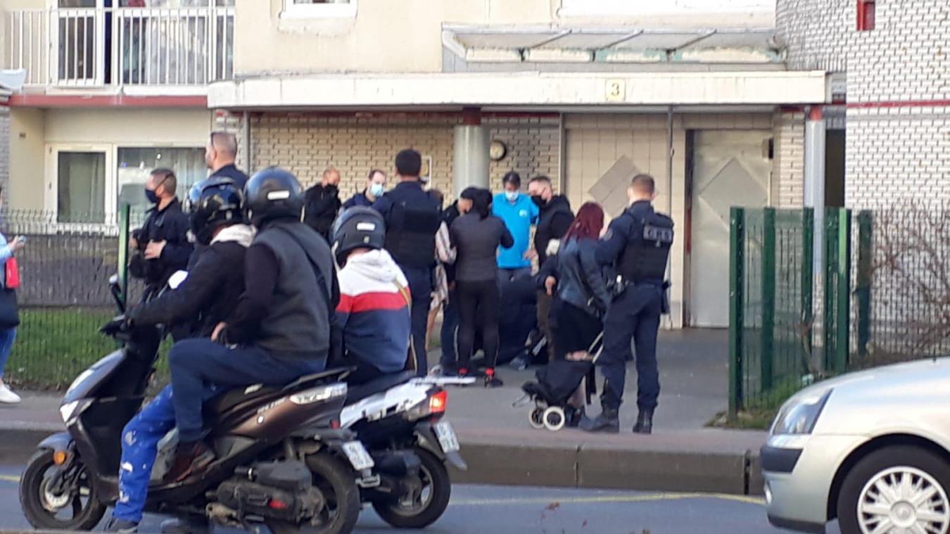 L'agression a eu lieu ce mardi 23 février avenue Georges-Guynemer.