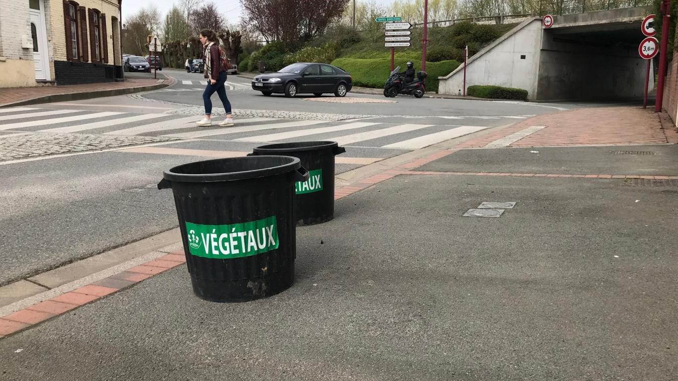 A Hazebrouck et Bailleul, la collecte des déchets verts se fait en porte-à-porte.