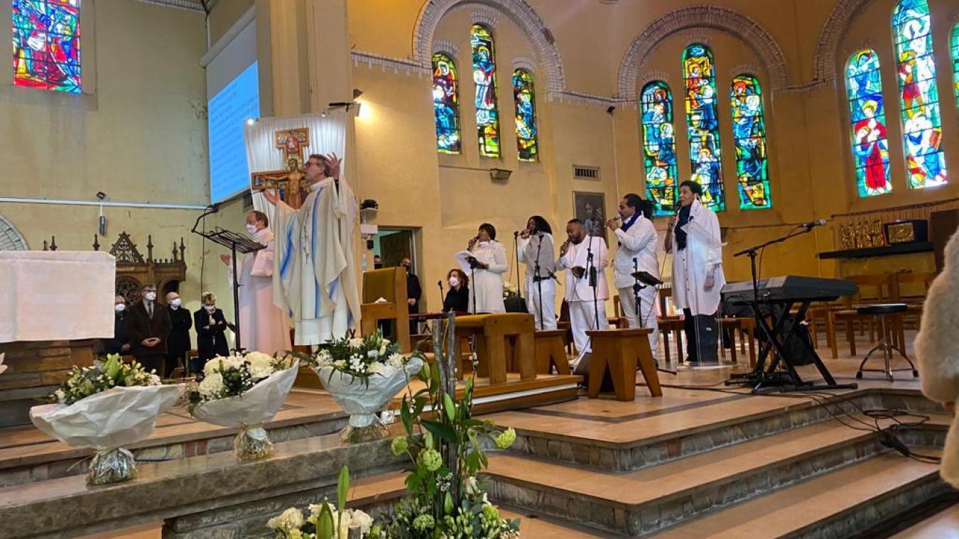 L'hommage des Touquettois à Brune