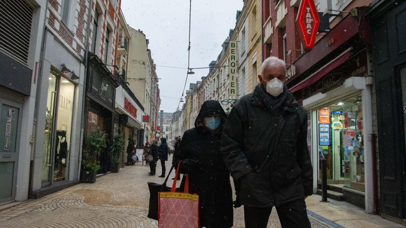 Les élus locaux de la communauté urbaine d'Arras ne comptent pas rendre le port du masque obligatoire.