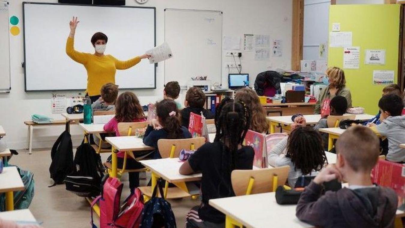 Une dizaine de classes doivent fermer à la prochaine rentrée scolaire dans le Calaisis.