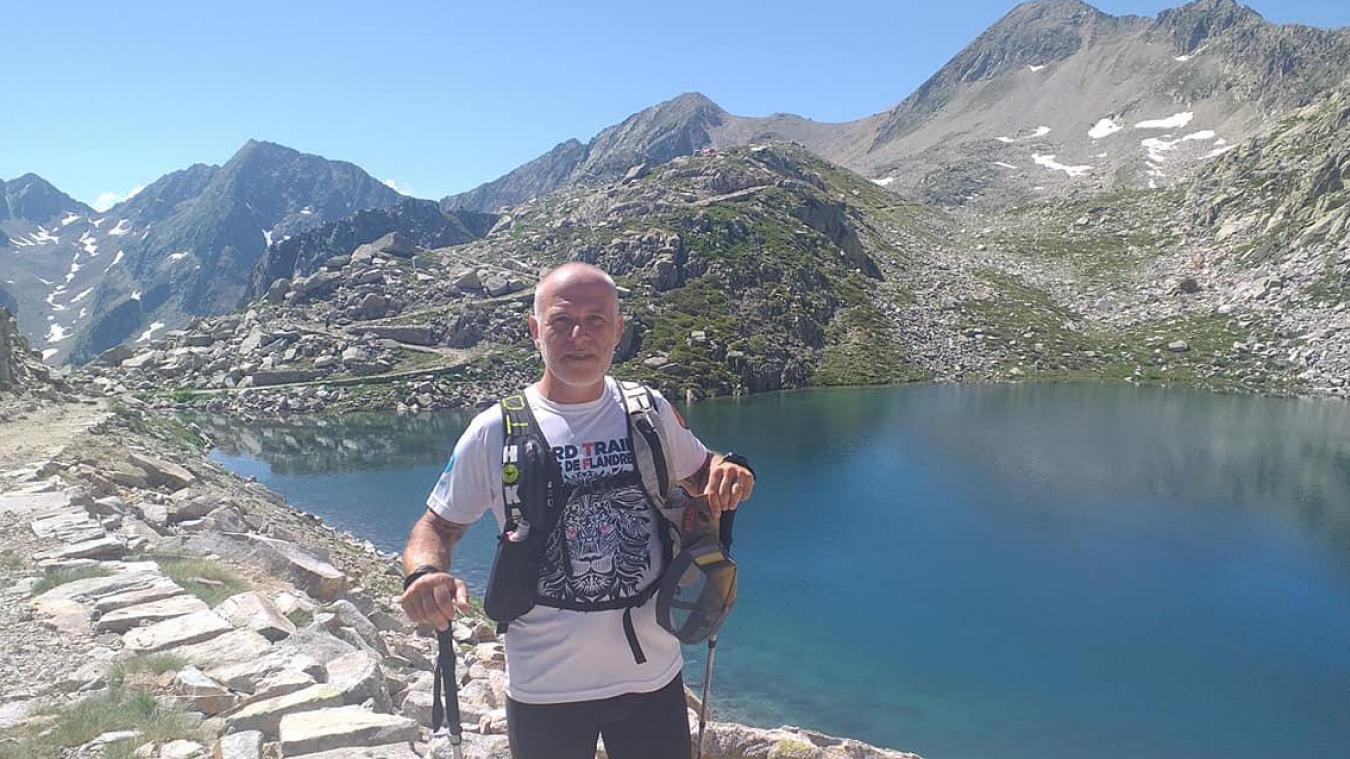 Philippe Lefebvre, organisateur du Nord Trail des monts de Flandre, lance un cri d'alerte : les sportifs ont besoin de reprendre la compétition.