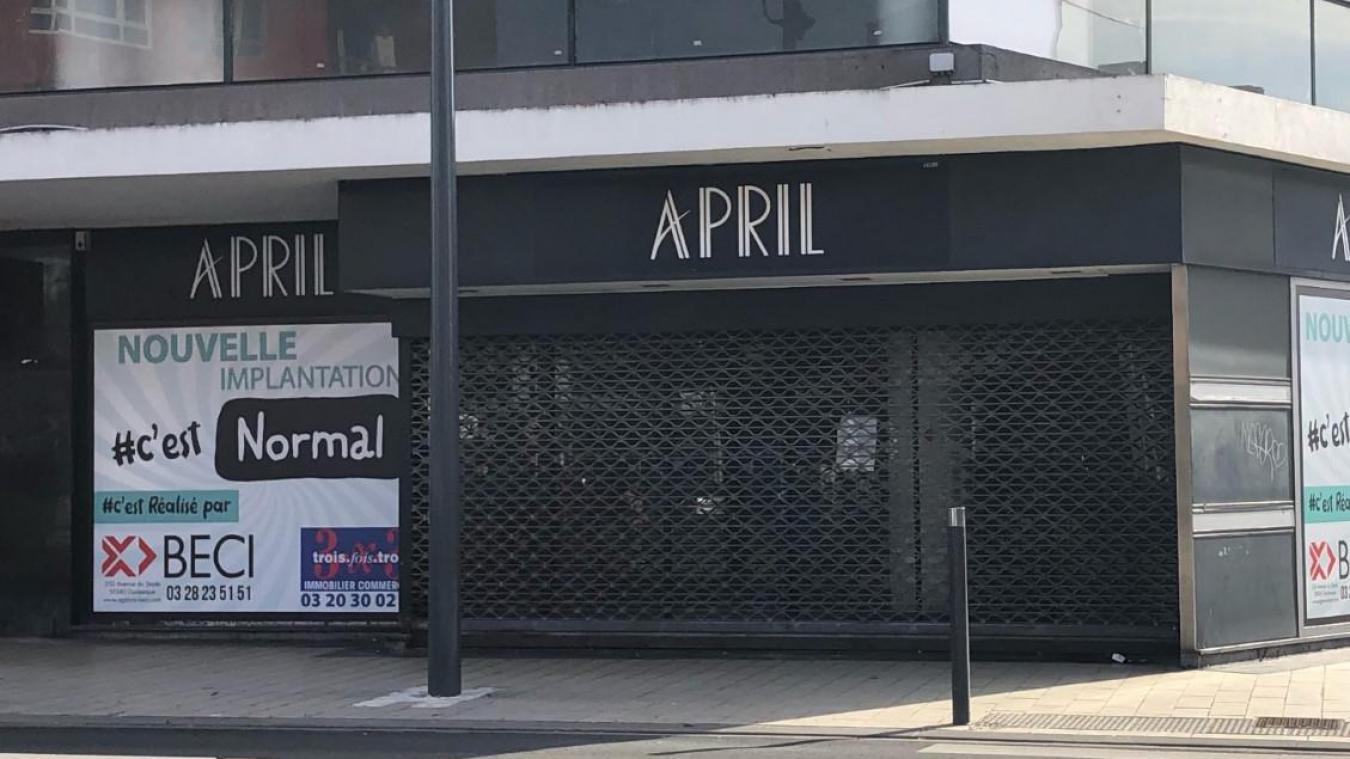 Ce nouveau commerce va prendre la place de l'ancien institut et parfumerie April.