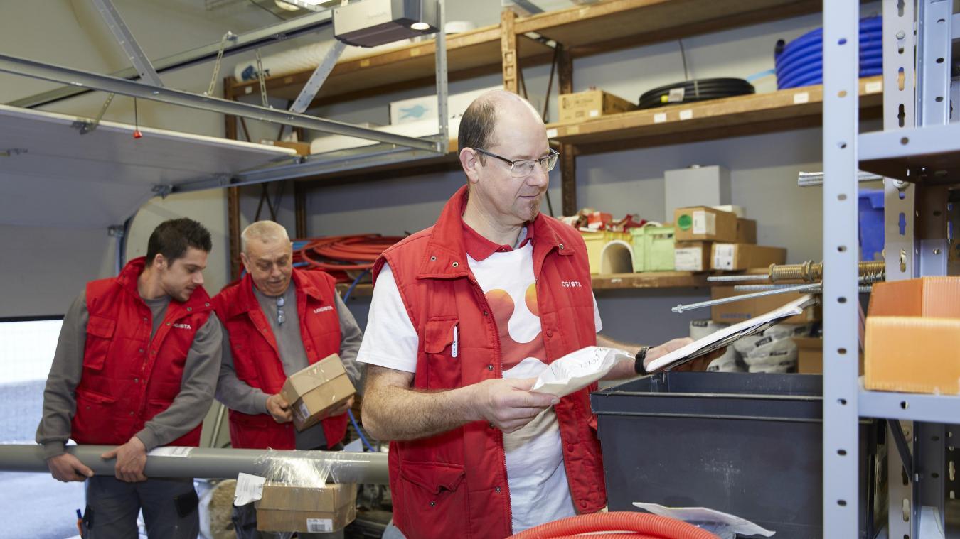 Le groupe Logista Hometech réalise plus de 1200 000 interventions chaque année.