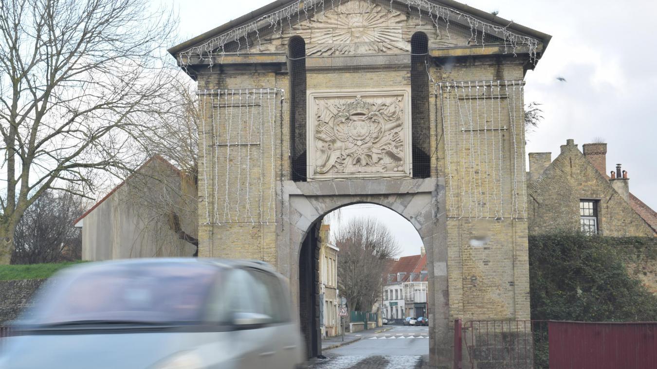 Le projet de création de la passerelle de la porte de Cassel intéresse tout le monde, visiblement.