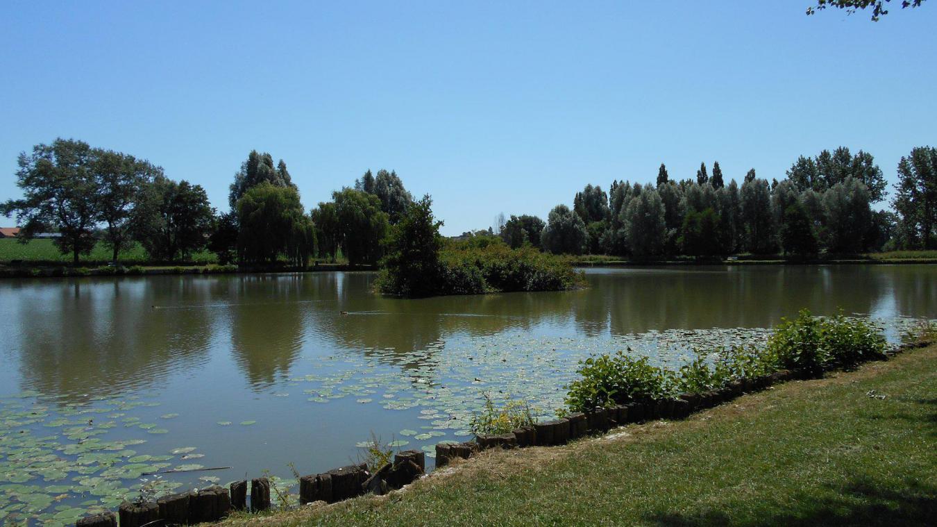 Travaux à l'étang des 4 Fils Aymon à Méteren : l'enquête publique est en cours