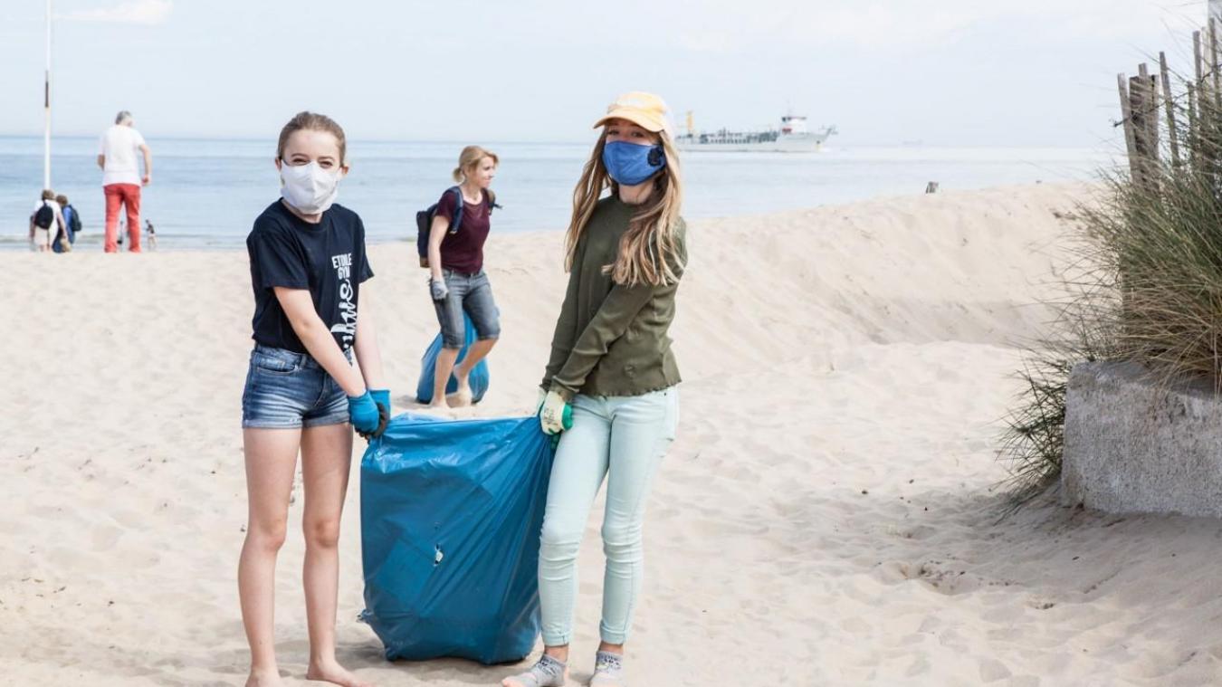 Blériot : opération de nettoyage de la plage et réparation des chalets ce dimanche