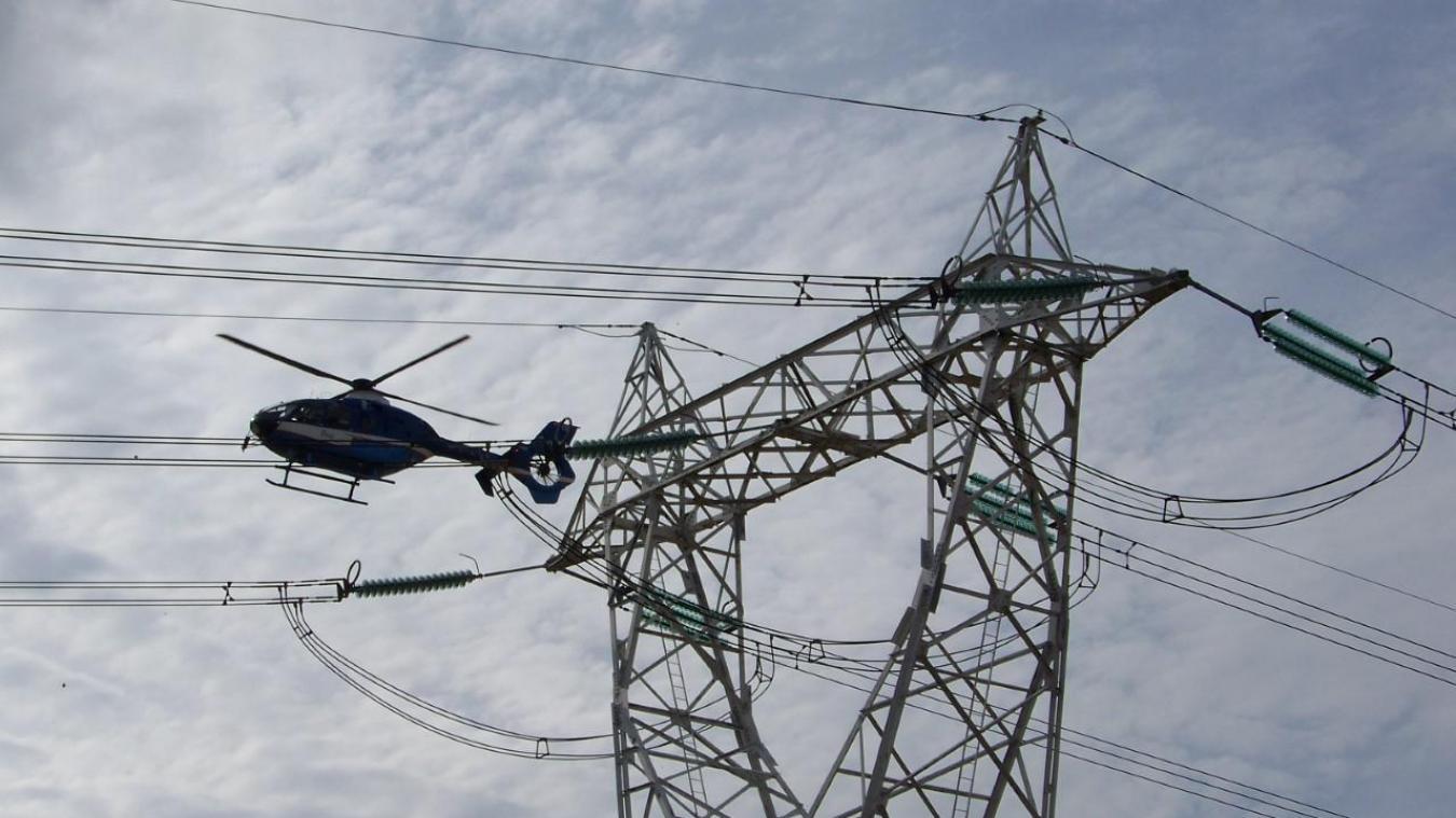Béthunois : quel est donc cet hélicoptère qui vole à basse altitude?