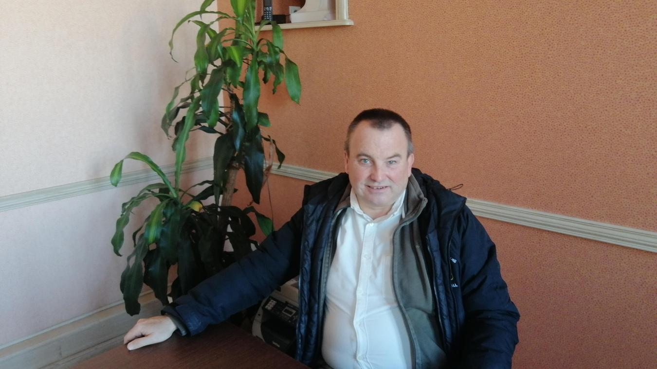 Éric Goossens est conseiller délégué à la cohésion sociale et à l'insertion.