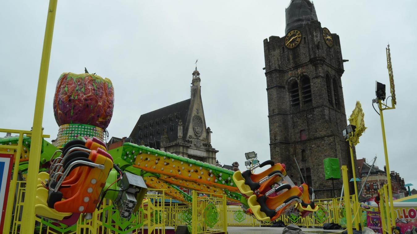 On ne pourra vivre ni les sensations fortes des manèges ni la foule festive du carnaval ce printemps.