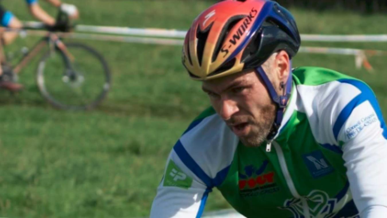 Kevin Blanpain songe aux championnats du monde.
