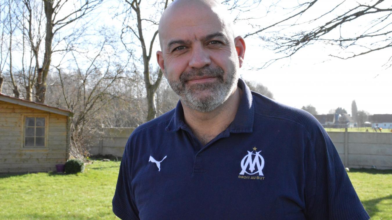 Frédéric Blanquart est l'un des trois élus d'opposition élus au conseil en mars 2020.