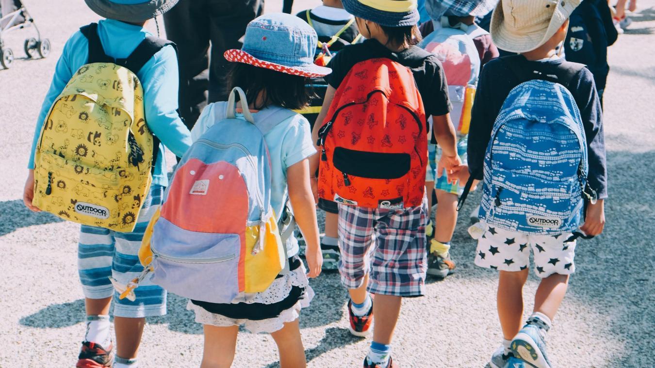 Sur un effectif de 22 enfants, cinq ou six ont de gros problèmes de comportement, selon la représentante des parents d'élèves.