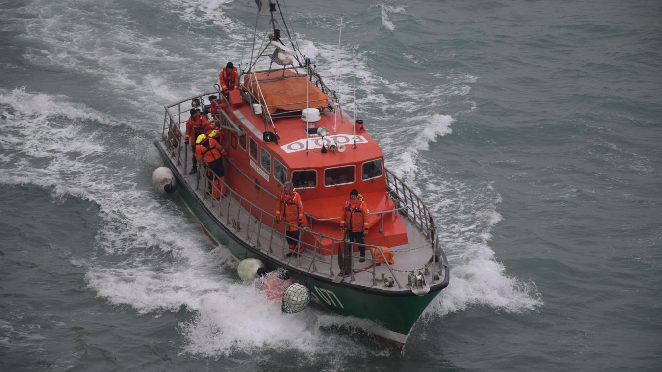 Les sauveteurs en mer ont quadrillé la zone durant cinq heures ce mercredi. Archives