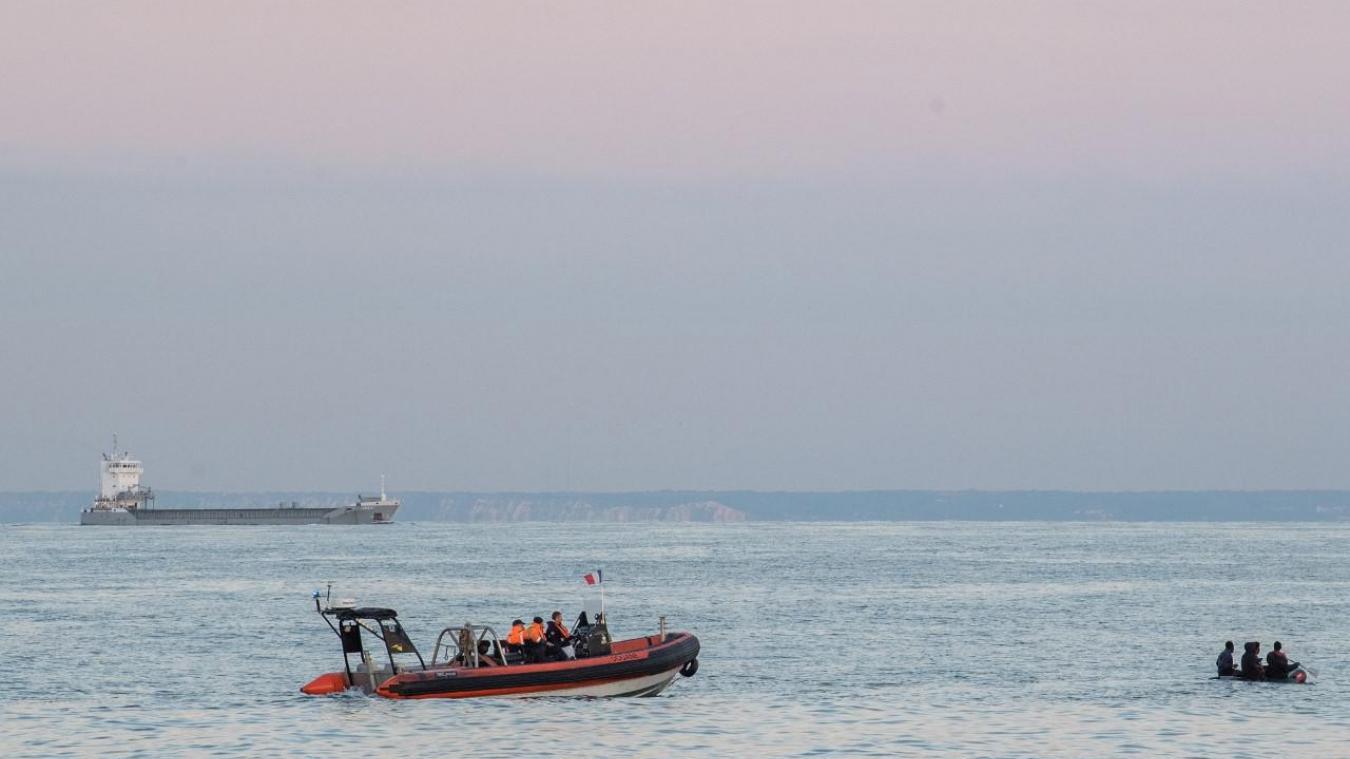 Lors de cette nuit du 1er au 2 septembre, de très nombreuses tentatives de traverser la Manche avaient eu lieu.