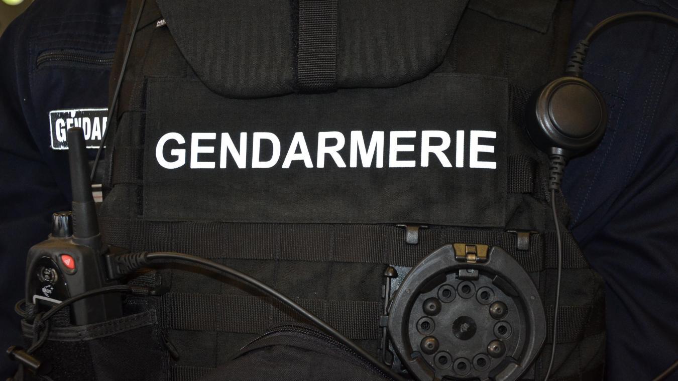 Quinze gendarmes de la compagnie d'Hazebrouck sont intervenus à Blaringhem pour retrouver le jeune homme.