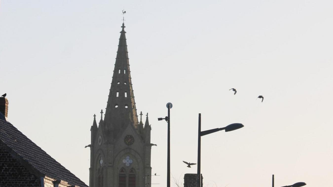 Ces subventions concernent la nef centrale et la pointe de l'église Notre-Dame de l'Assomption.