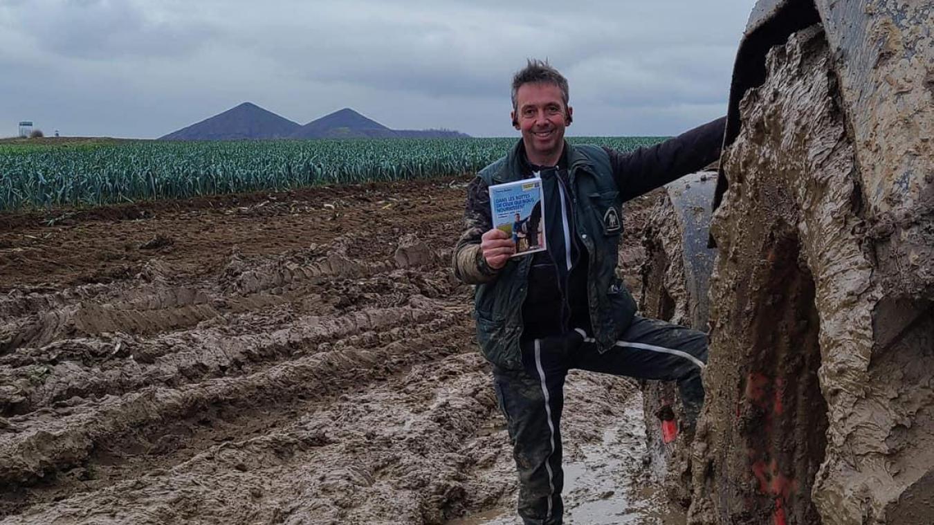 Fini la boue, place aux routes. Thierry Bailliet arpente aujourd'hui les routes de France au volant de son bolide.