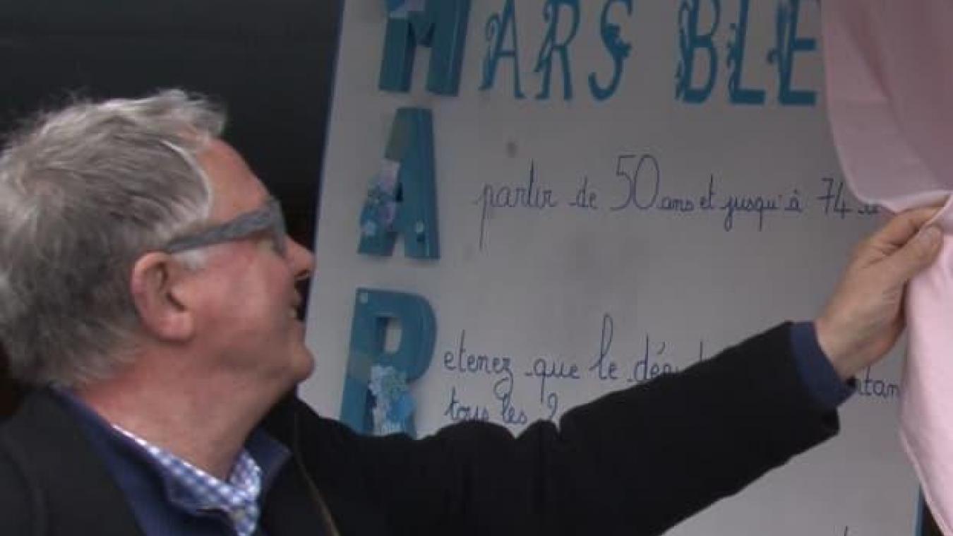 Dunkerquois : sensibilisation et dépistages pour Mars bleu