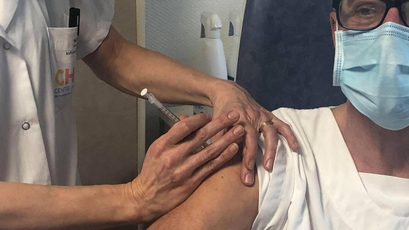 La vaccination devrait s'accélérer dans le Montreuillois.