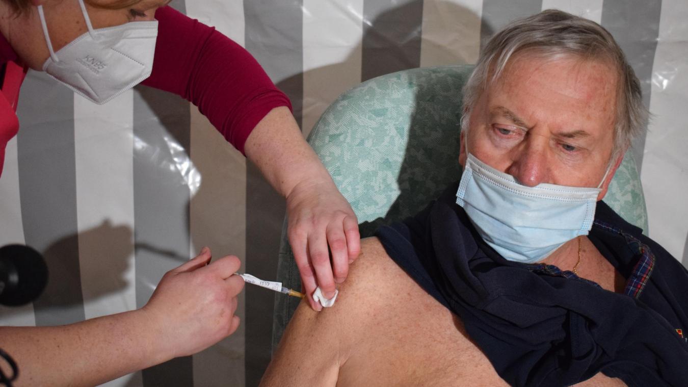 Le centre de vaccination de Bergues a bénéficié de 240 doses de vaccins supplémentaires pour ce week-end. (Photo illustration)