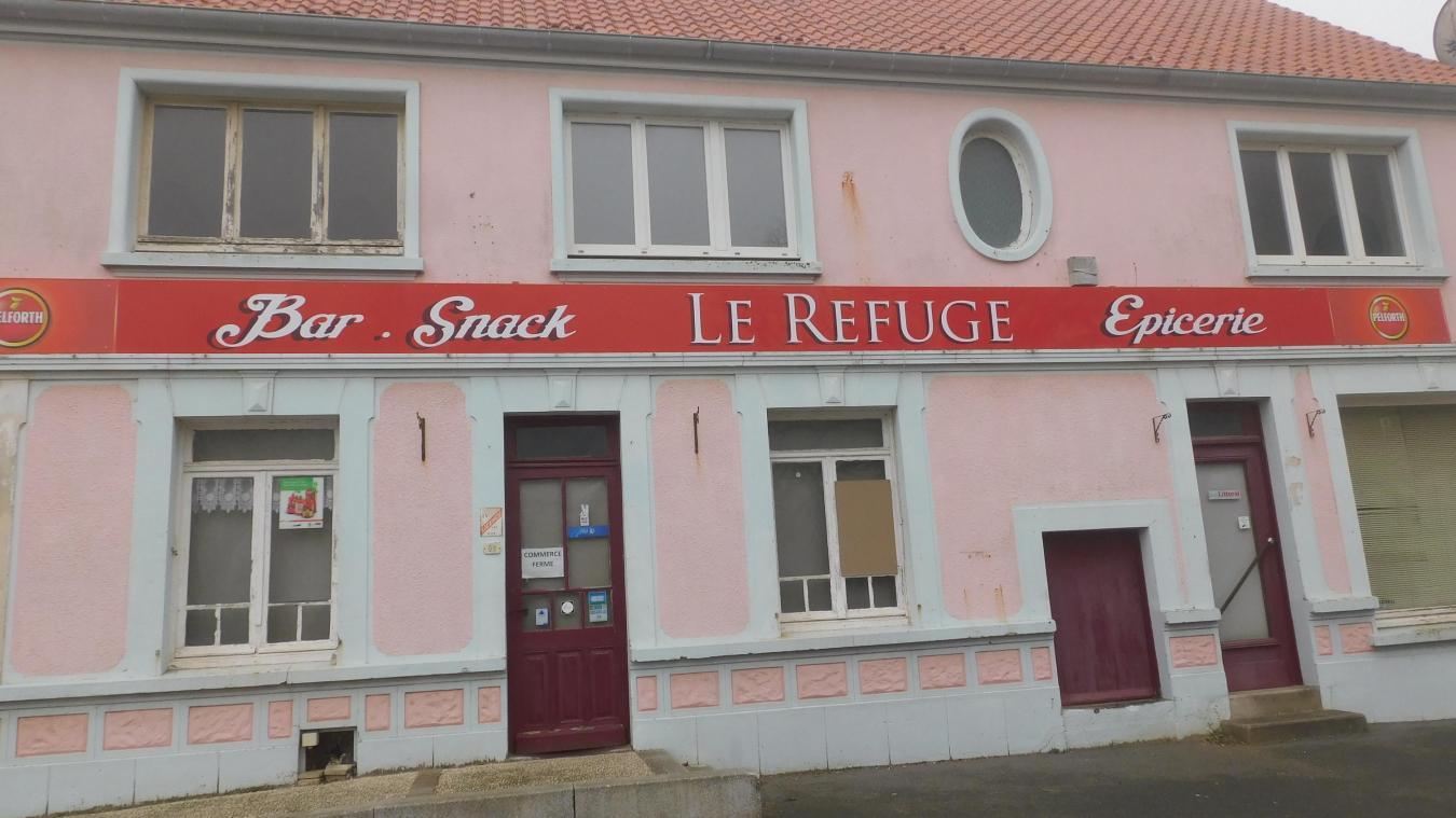 Les travaux de réhabilitation du café-épicerie le Refuge vont pouvoir commencer.