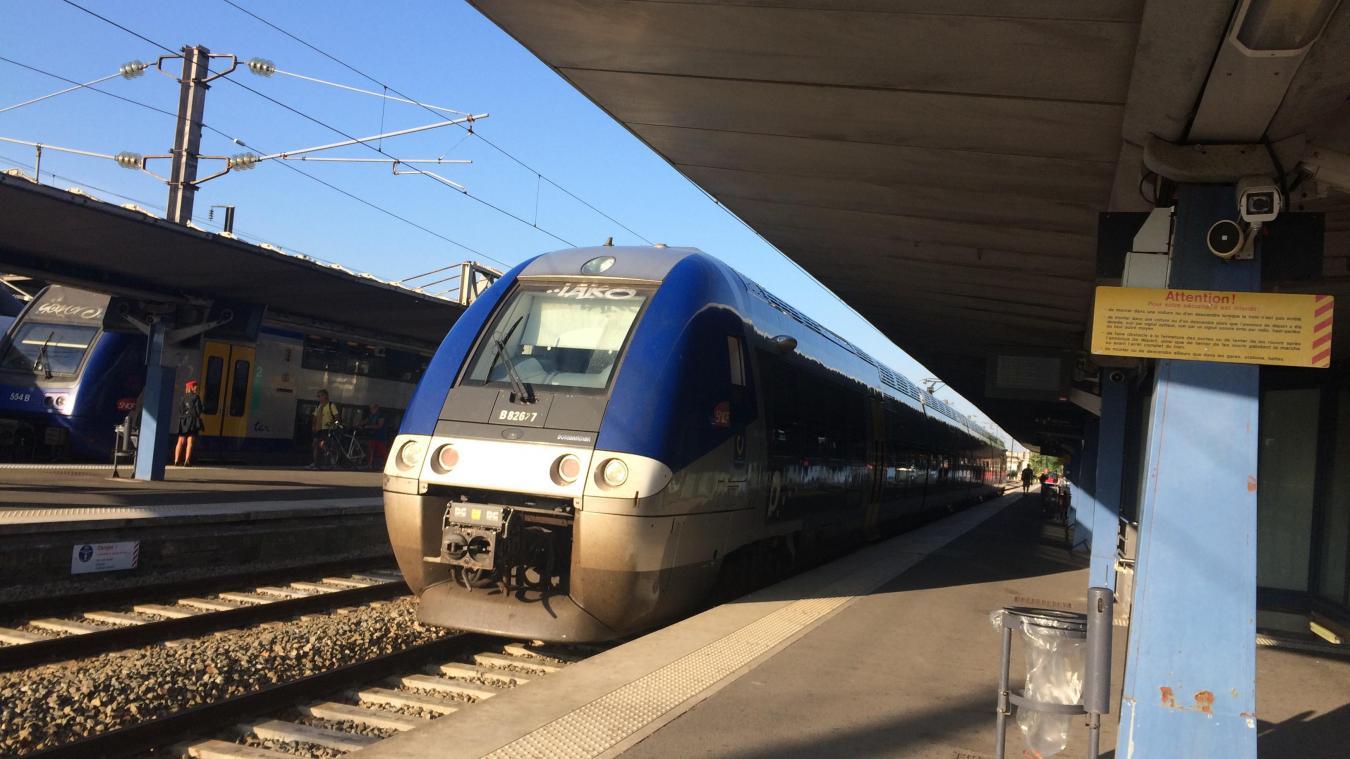 Grèves SNCF: les lignes TER du Nord et du Pas-de-Calais perturbées ce lundi