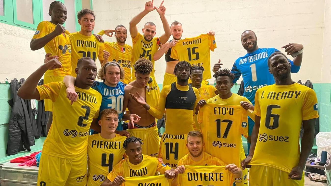 La Coupe de France permet aux Boulonnais de prendre confiance dans une saison où ils peinent en championnat.