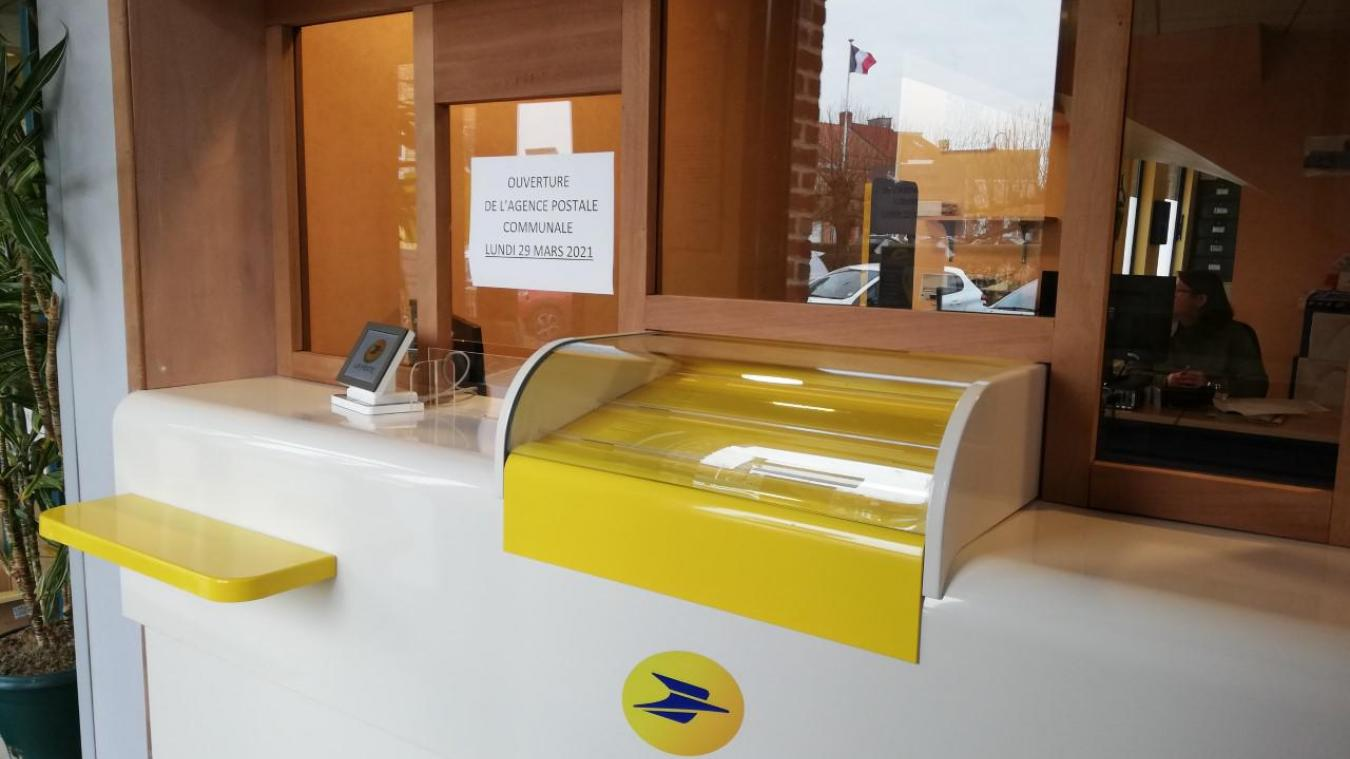 L'agence postale d'Arnèke va bientôt ouvrir