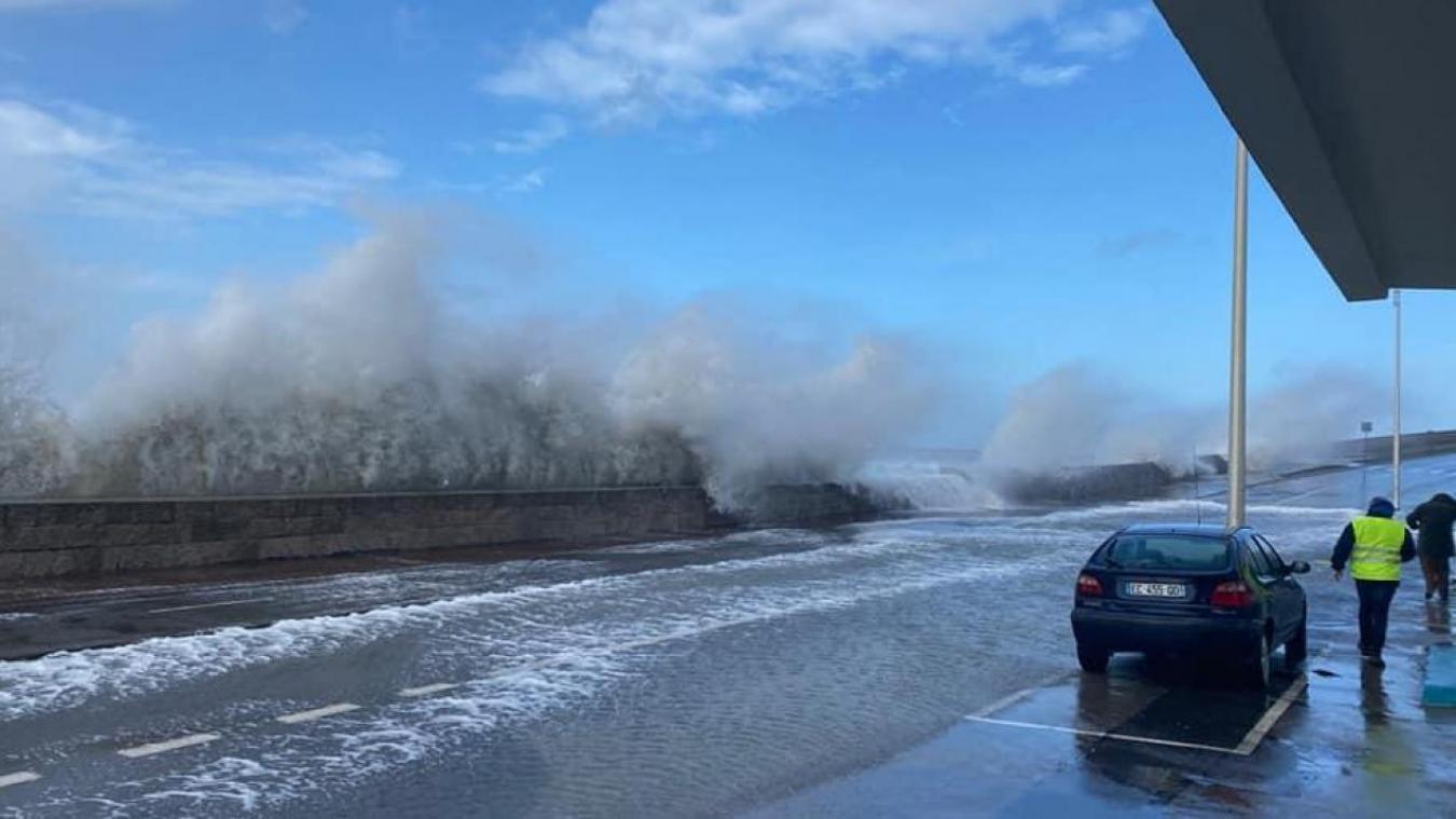 De forts vents sont annoncés sur le littoral jusque samedi.
