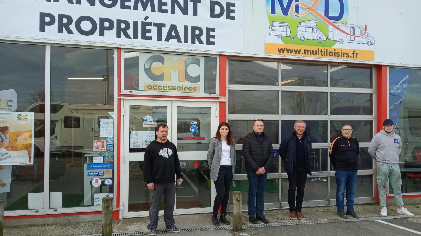Mathieu, Laëtitia, Gérard, Daniel, Frédéric et Kevin, des professionnels pour vous accompagner dans l'organisation de vos prochaines vacances.