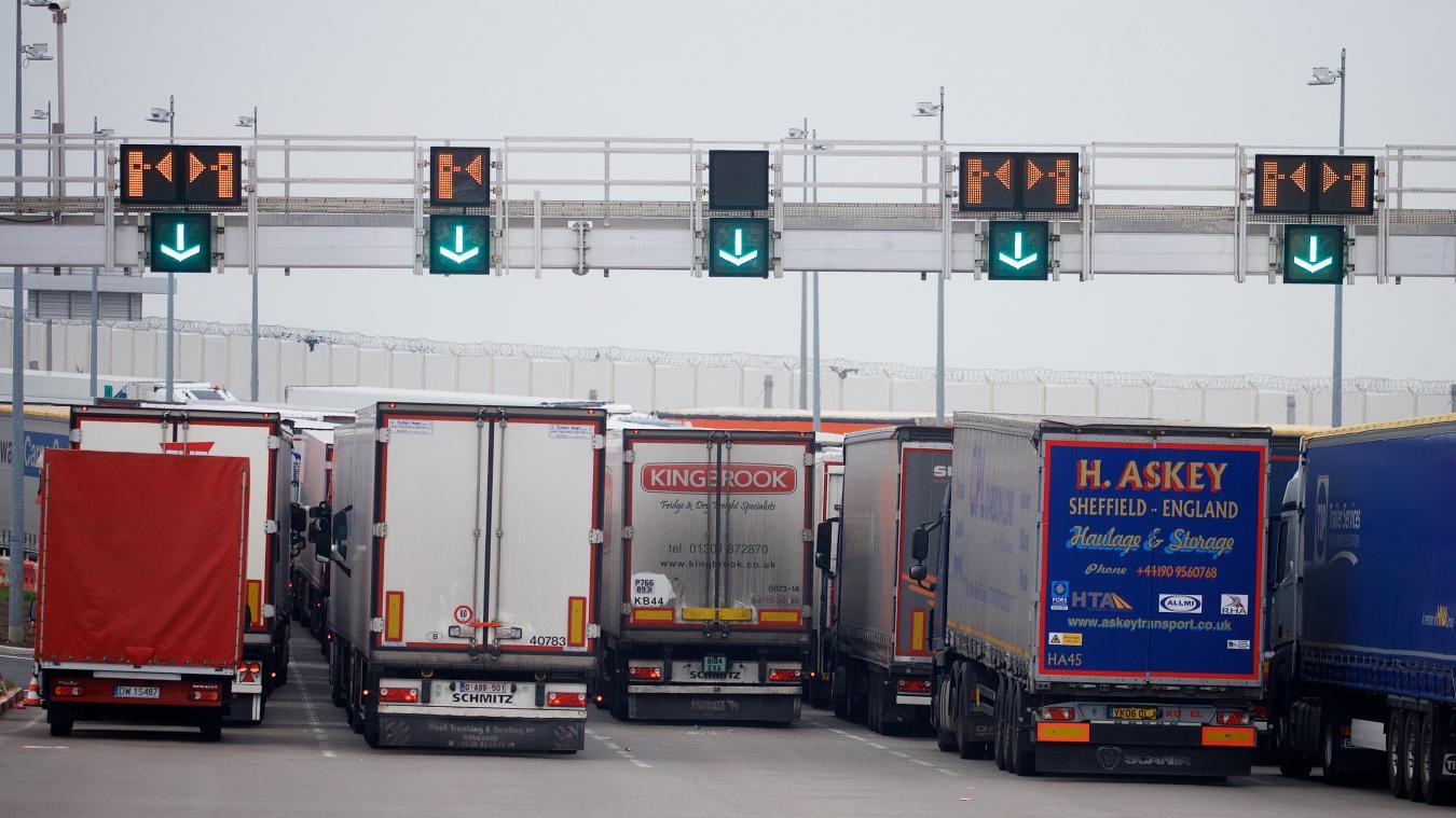 Les flux de fret restent relativement raisonnables, mais le trafic passagers reste en berne.