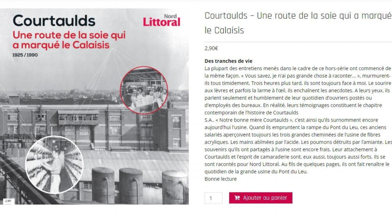 Courtaulds : quand la machine à souvenirs s'emballe dans le Calaisis (podcast)